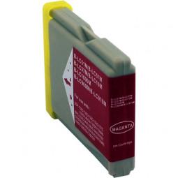 Kompatibel zu Brother LC970M / LC1000M Tintenpatrone Magenta