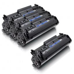 4er Sparset kompatibel zu HP Q2612A