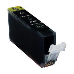 Kompatibel zu Canon CLI-526 Tintenpatrone Black mit Chip