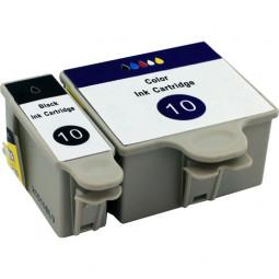 Sparset: 2x Kodak 10BK + 10C