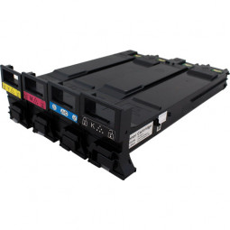 4er SPARSET Kompatibler Toner zu Konica-Minolta 5550 (BK/C/M/Y)