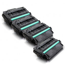 4er Sparset kompatibel zu Samsung ML-3310 MLT-D205L