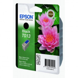 Original Epson C13T01340110 / T013 Tinte Black