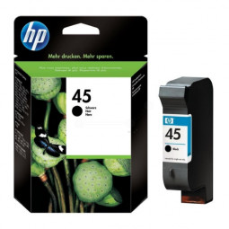 Original HP 51645AE / Nr 45 Tinte Schwarz