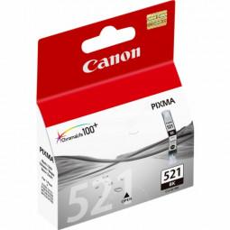 Original Canon 2933B001 / CLI-521BK Tinte Black Foto